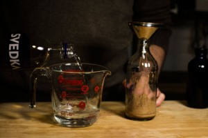 Homemade Chocolate Liqueur Recipe